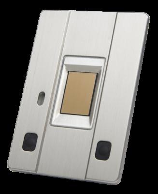 Fingerabdruckscanner, der in die Tür oder auf den Oberputzträger montiert werden kann