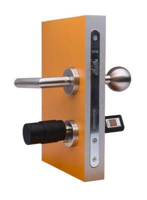REX cylinder - cilindrični vložek v vratih